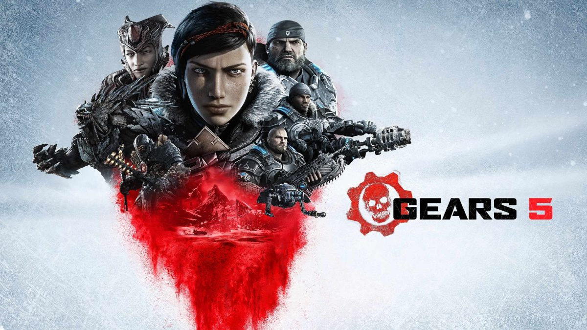 Blind / Low Vision Game Review – Gears 5