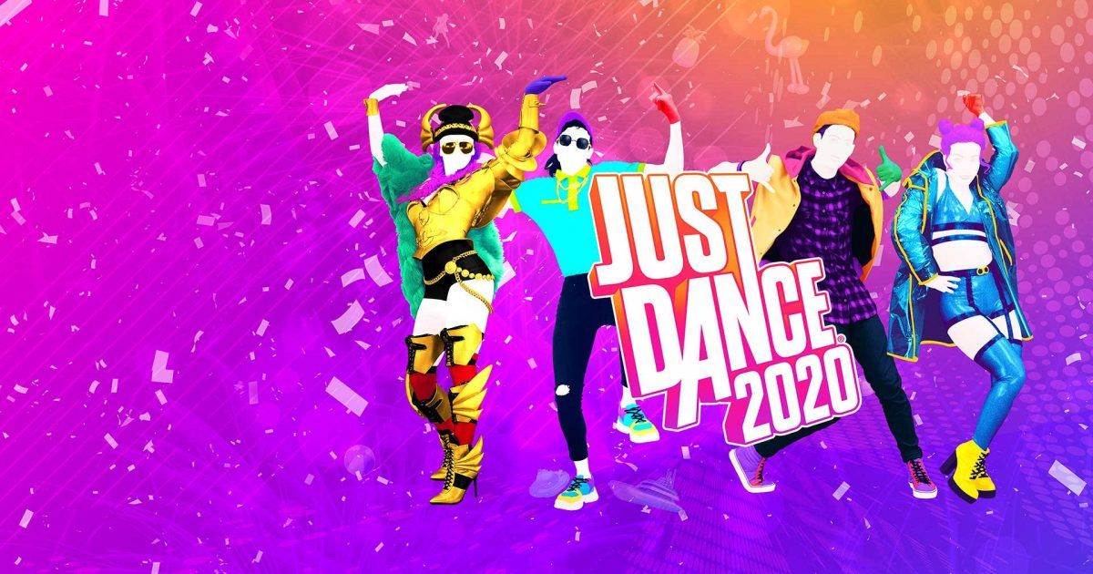 Deaf / Hoh Game Review – Just Dance 2020