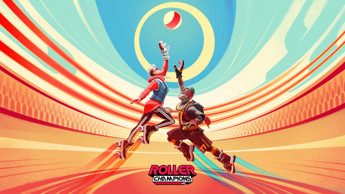 Blind / Low Vision Game Review – Roller Champions Alpha