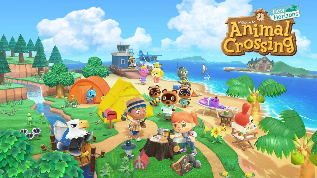 Blind / Low Vision Game Review – Animal Crossing New Horizons