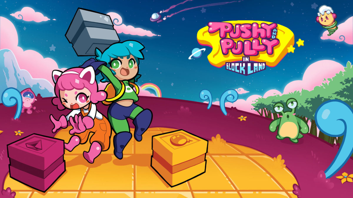 Mobility Game Review – Pushy and Pully in Blockland