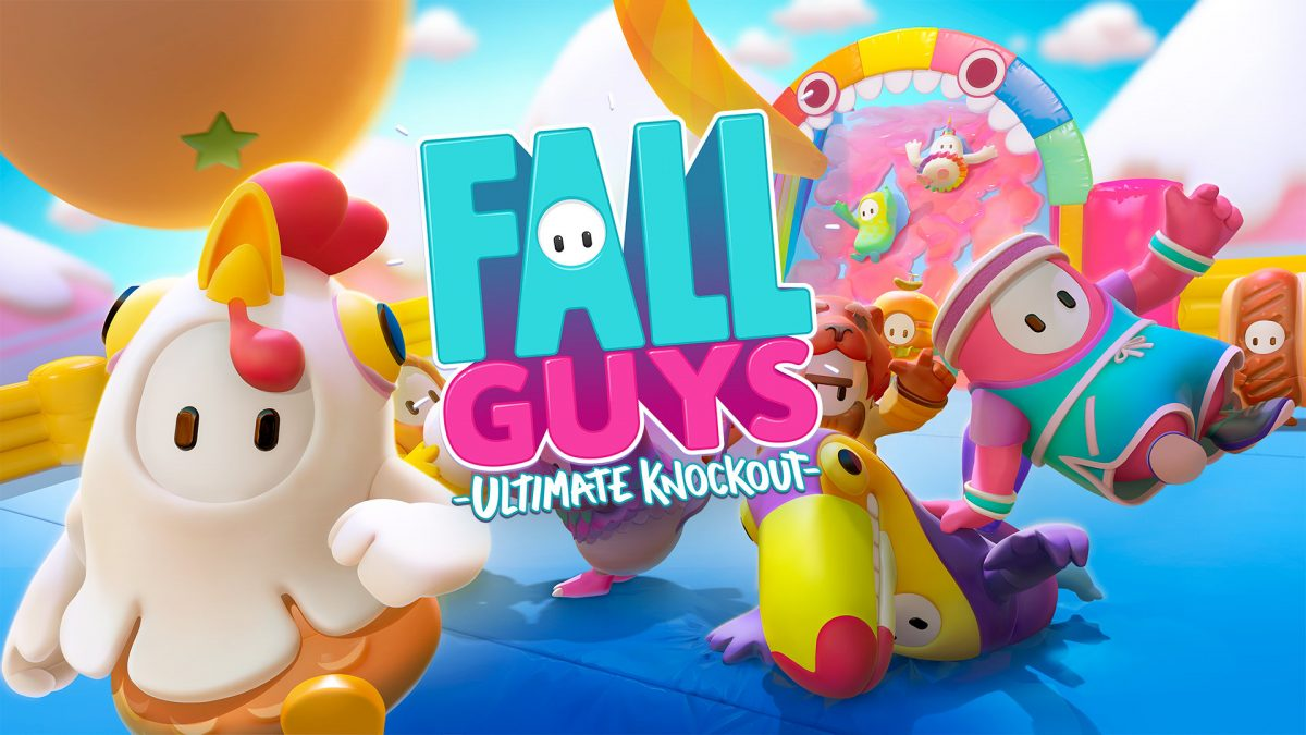 Blind / Low Vision Game Review – Fall Guys