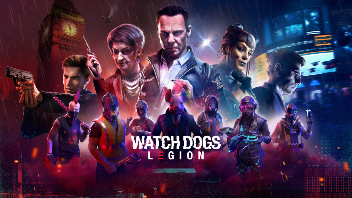 Blind / Low Vision Game Review – Watch Dogs: Legion