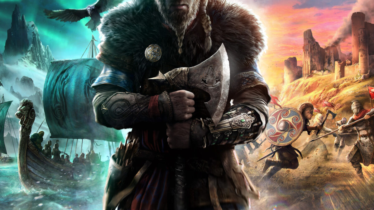 Blind / Low Vision Game Review – Assassin's Creed Valhalla